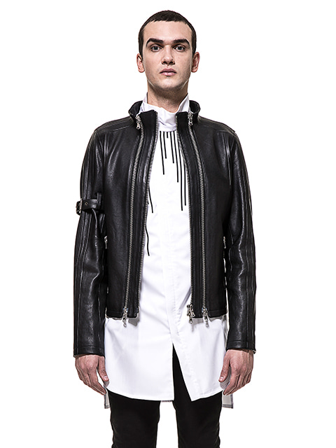 Ringleader Leather Jacket