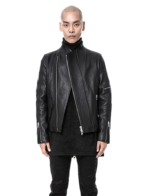 SAVAGE Leather Jacket