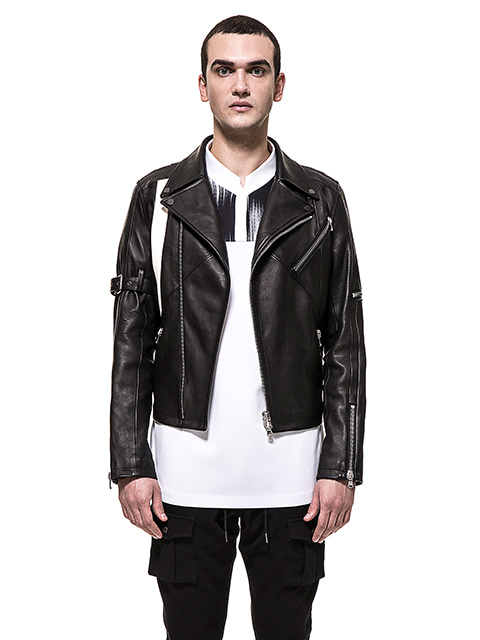 VANDAL Leather Jacket